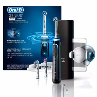 Oral B Genius Pro 8000 Review